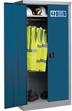 Personal Protective Equipment Clothing Cupboards,