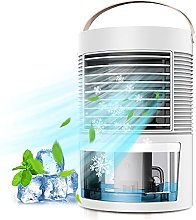 Personal space air cooler and humidifier, Desktop