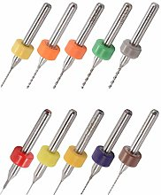Personal Tools Working Great 10Pcs 0.1-1.0mm Mixed