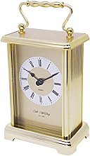 Personalised 2 Toned Mantel Carriage Clock with
