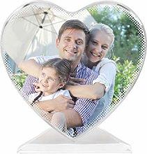 Personalised Acrylic Photo Frame Customised