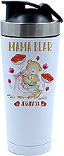 Personalised Any Name Mama Bear Gift for Her, Mum,