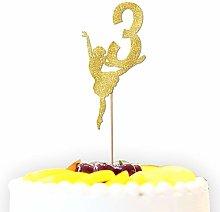 Burlesque Acrylic Pinup Cabaret Vintage Girl Dancer Cake Topper Decoration and Keepsake Gift