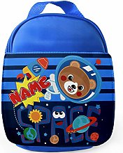 Personalised Childrens Space Lunch Bag School