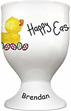 Personalised Easter Egg Cup - Children's Gift
