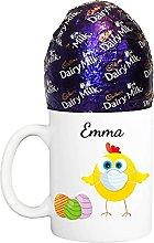 Personalised Easter Mug with Cadbury's