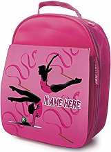 Personalised Girls School Lunch Bag - Love