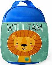 Personalised Kids Animal Lunch Bag Cute Childrens