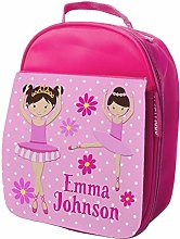 Personalised Kids Lunch Bag Ballet Thermal