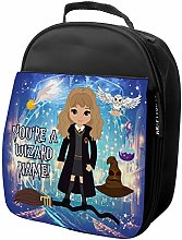 Personalised Kids Lunch Bag Harry Thermal