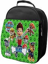 Personalised Kids Lunch Bag Paw Patrol Thermal