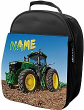 Personalised Lunch Bag Tractor Cooler Bag Portable