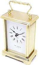Personalised Mantel Carriage Clock with Roman