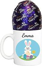 Personalised Mug with Cadbury's Chocolate