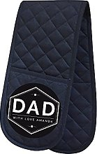 Personalised Oven Gloves for Men Kitchen Tools
