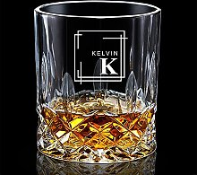 Personalised Whisky Glass Engraved Gift Idea for