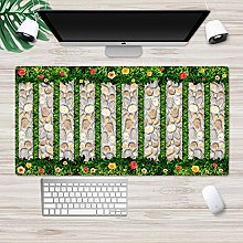 Personality Trend 3D Mouse pad Desk pad Oversized