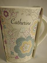 Personalized Female Mugs 181000039 Catherine