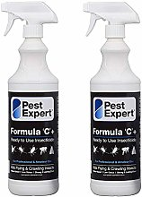 Pest Expert Ant Killer Spray 2 x 1Ltr - Formula