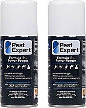 Pest Expert Clothes Moth Killer Fogger 2 x 150ml-