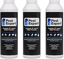Pest Expert Cluster Fly Killer Powder 3 x 300g -