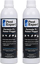 Pest Expert Cluster Fly Killer XL Power Fogger 2 x