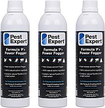 Pest Expert Cluster Fly Killer XL Power Fogger 3 x
