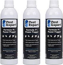 Pest Expert Cluster Fly Killer XL Power Fogger 3 x