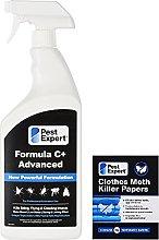 Pest Expert Formula 'C' Clothes Moth Killer