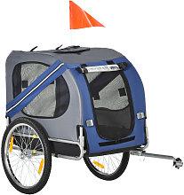 Pet Bicycle Trailer Dog Cat Bike Carrier Outdoor