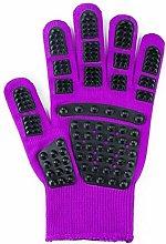 Pet cleaner brush Cat Gloves - Dog Pet Brush Glove