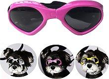 Pet Glasses Glasses For Pink Pet Foldable Glasses