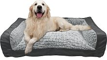 Pet Grey Sofa Bed - Large