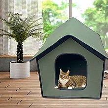 Pet House Outdoor,Portable Waterproof Pet Tent EVA