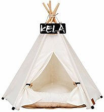 Pet House Portable Foldable Cute Pet Dogs Tent