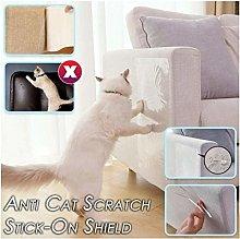 Pet Scratch Protector, 2pcs Cat Scratch Furniture