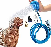 Pet Shower Tool Pet Bath Tool Comfortable Massager