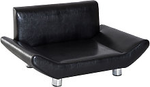 Pet Sofa Chair Dog Cat Kitten Couch Bed Faux