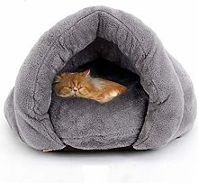 Pet Tent Cave Bed for Small Medium Cats Dogs Pets