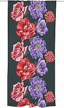 Petal Curtain 140x250cm multi