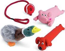 Petface Favourites Dog Toy Bundle
