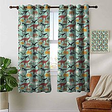 Petpany backout curtains for bedroom