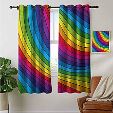 Petpany blackout curtains for bedroom