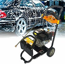 Petrol Pressure Washer Set, 7.5 HP Petrol Engine,