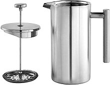 petsola Stainless Steel Cafetiere Ground Coffee