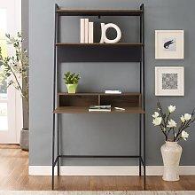Pettit Ladder Desk Brick & Barrow Colour: Mocha