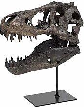 Pevfeciy Sculpture Tyrannosaurus Rex Sculpture