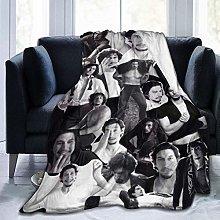Peyolad Ad-am Dri-ver Fleece Blanket Soft Warm
