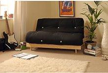 Pfeffer 2 Seater Futon Sofa Mercury Row Upholstery