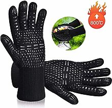 PGE BBQ Gloves, Grill Gloves Oven Gloves Cooking